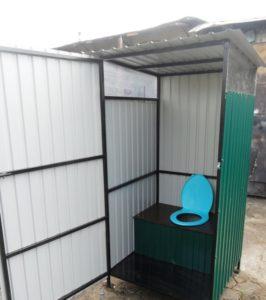 Как построить туалет для дачи своими руками: чертежи с размерами