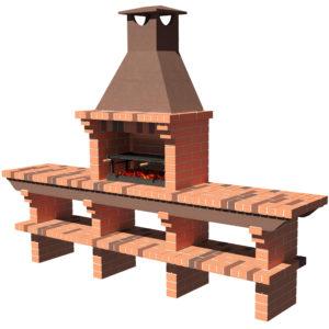 Мангал для дома: какие бывают самодельные мангалы, описание изготовления