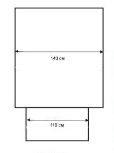 Дачный туалет теремок своими руками: схема, размеры, чертёж
