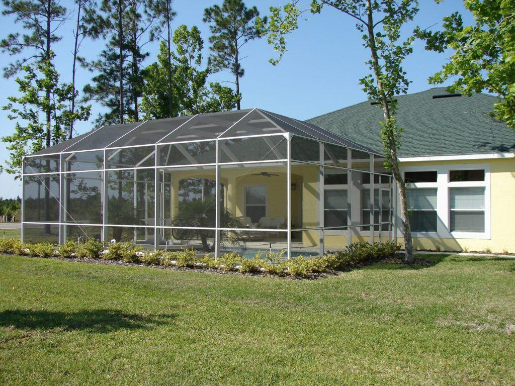 Беседка пристроенная к дому: как построить на даче самостоятельно