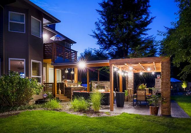 Летняя кухня с мангалом: как сделать своими руками на даче