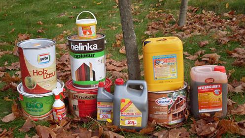 Обработка дерева от гниения и влаги: средства и способы защиты