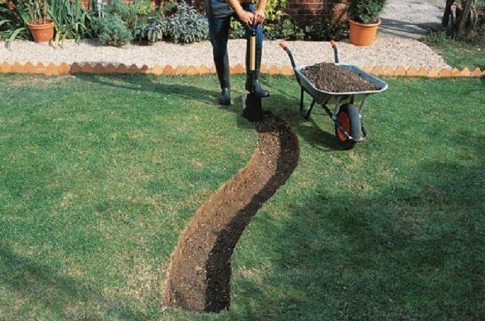 Как сделать дорожки из щебня, гравия на даче самостоятельно
