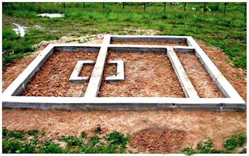 Как залить фундамент под хозблок на даче своими руками