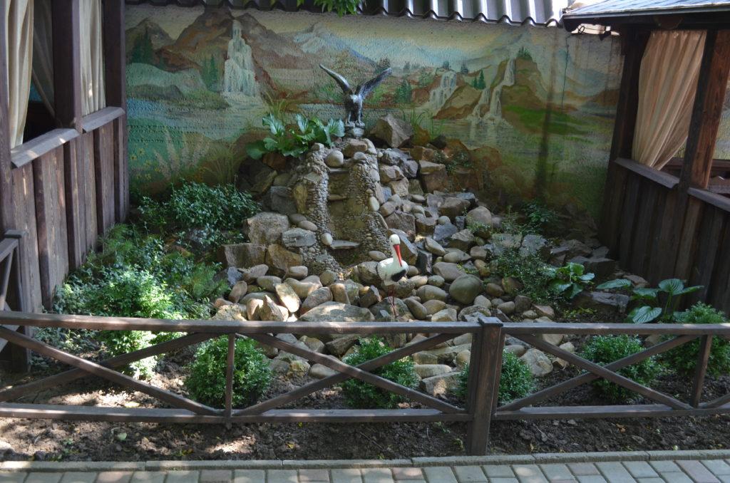 Клумба из камней своими руками пошагово: порядок создания