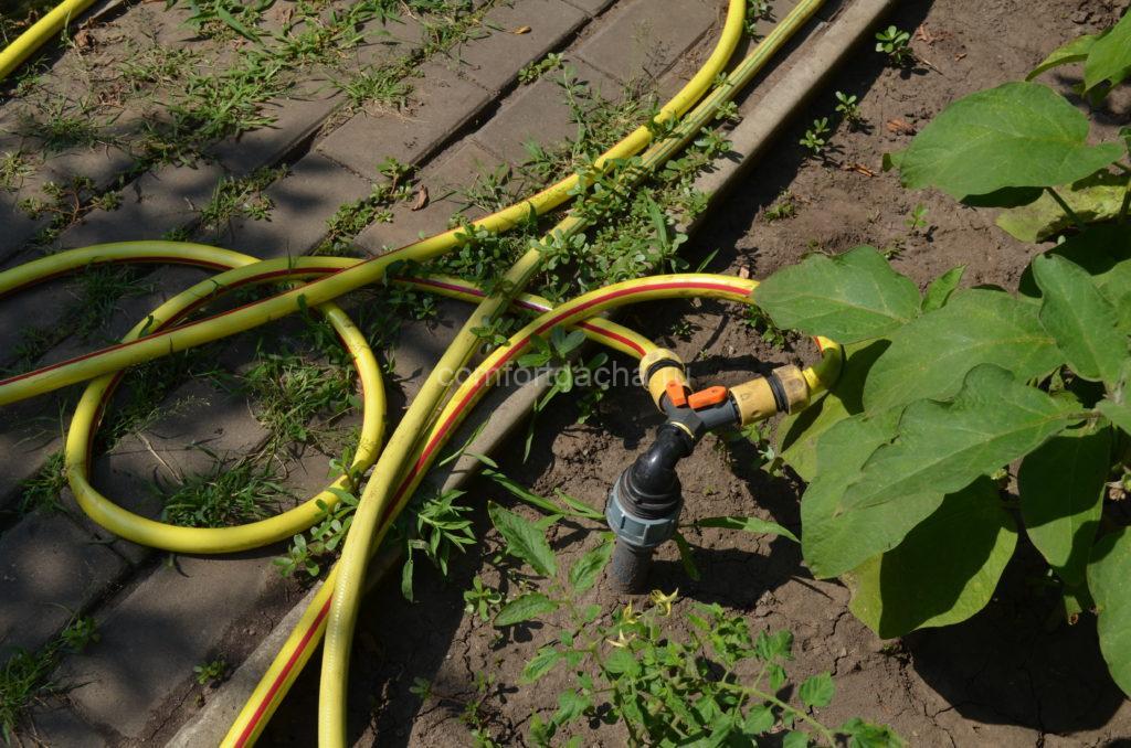 Шланг для полива — какой лучше выбрать для огорода и дачи