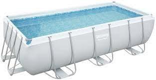 Прямоугольный каркасный бассейн для дачи — выбор и установка