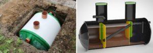 Энергонезависимый септик для дачи — устройство и принцип работы