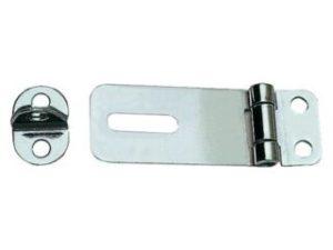 Защелка на калитку своими руками — двухсторонняя или с ручкой