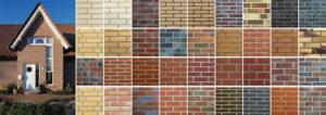 Облицовка дома клинкерной плиткой — особенности для каркасного дома